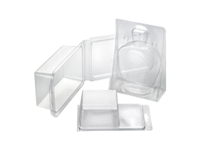 Clear Plastic Clamshell Packaging